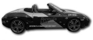 Formula Kids - Porsche Boxter