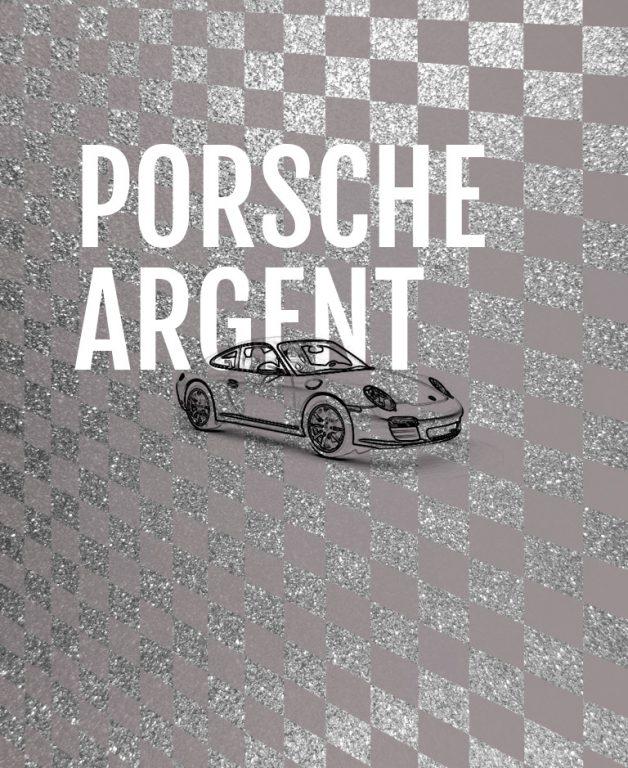 Formula Kids - Porsche Boxter - Volant argent