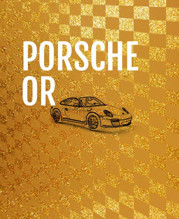 Formula Kids - Porsche Boxter - Volant fun