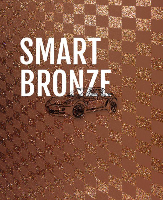 Formula Kids - Smart Roadster - Volant bronze