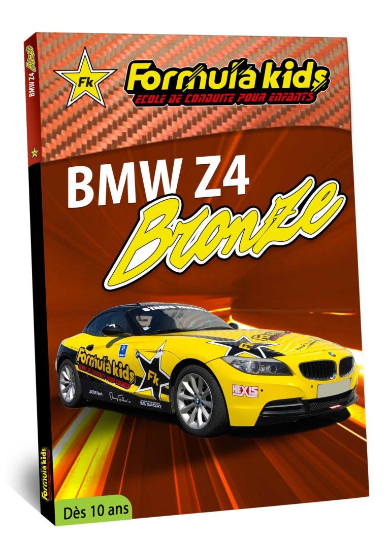 BMW Bronze - Conduire une BMW dès 10 ans - Formula Kids - Stage de conduite enfant