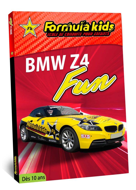 BMW Fun - Conduire une BMW dès 10 ans - Formula Kids - Stage de conduite enfant