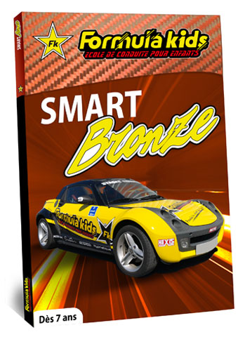 coffret cadeau Formula Kids Smart Bronze