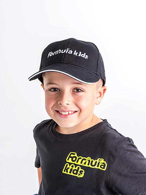 Casquette - Formula Kids - Stage pilotage enfant
