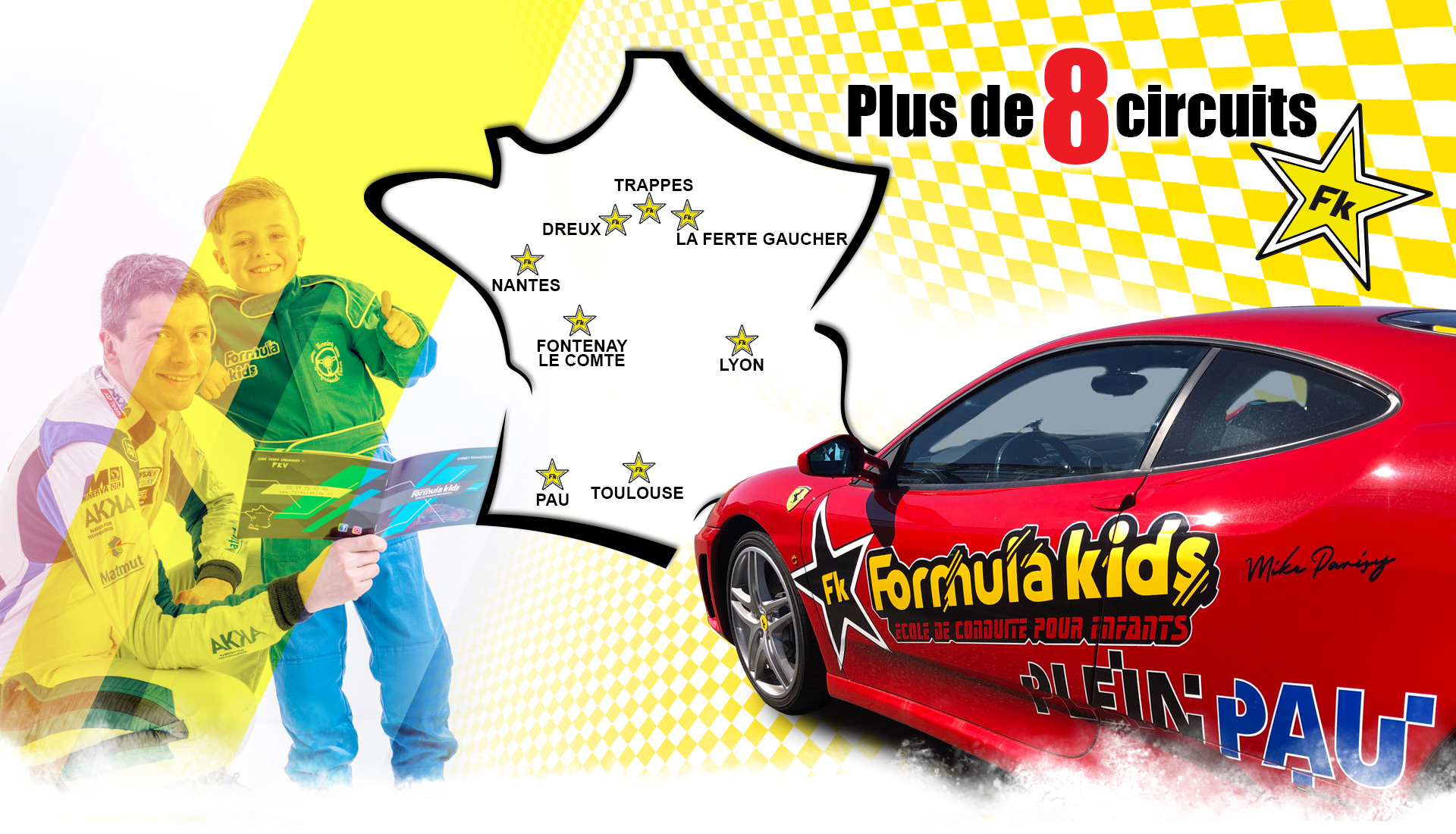 Circuits automobile en France – Formula Kids