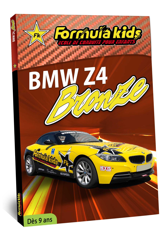 BMW Bronze - Conduire une BMW Z4 dès 7 ans - Formula Kids - Stage de conduite enfant - Stage de pilotage sur As'Phalte - Stage Junior - Conduire une Z4 dès 7 ans - Formula Kids - Stage de conduite enfant - Stage de pilotage sur As'Phalte - Stage Junior - Cadeau - Idée anniversaire - Smart Box - Idée Cadeau - Loisir - Famille - Pilotage - - Pilotage GT - Pilotage enfant - BMW Z4 - BMW