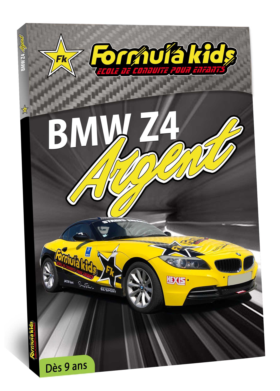 BMW Argent - Conduire une BMW Z4 dès 7 ans - Formula Kids - Stage de conduite enfant - Stage de pilotage sur As'Phalte - Stage Junior - Conduire une Z4 dès 7 ans - Formula Kids - Stage de conduite enfant - Stage de pilotage sur As'Phalte - Stage Junior - Cadeau - Idée anniversaire - Smart Box - Idée Cadeau - Loisir - Famille - Pilotage - - Pilotage GT - Pilotage enfant - BMW Z4 - BMW