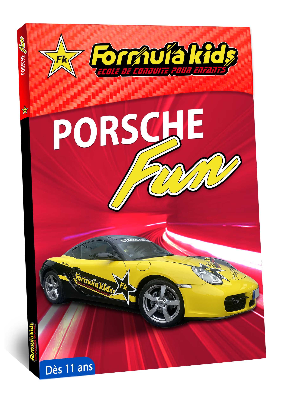 Porsche Cayman Argent - Conduire une Porsche Cayman dès 7 ans - Formula Kids - Stage de conduite enfant - Stage de pilotage sur As'Phalte - Stage Junior - Gallardo LP 560 - Cadeau - Idée anniversaire - Smart Box - Idée Cadeau - Loisir - Famille - Pilotage -