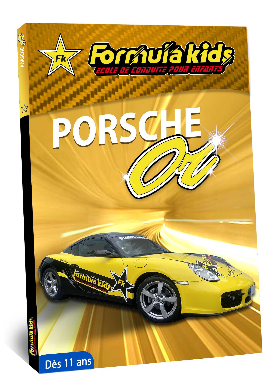 Porsche Cayman Argent - Conduire une Porsche Cayman dès 7 ans - Formula Kids - Stage de conduite enfant - Stage de pilotage sur As'Phalte - Stage Junior - Gallardo LP 560 - Cadeau - Idée anniversaire - Smart Box - Idée Cadeau - Loisir - Famille